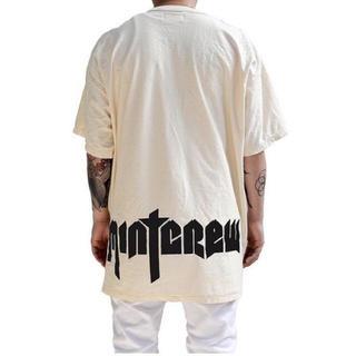 FEAR OF GOD - mintcrew バックプリントtee [XL サイズ]
