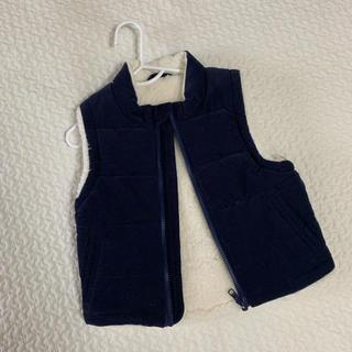 ムジルシリョウヒン(MUJI (無印良品))の無印良品 裏ボア ベスト(ジャケット/上着)