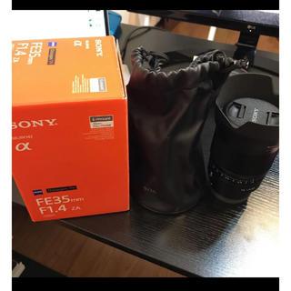 ソニー(SONY)のDistagon FE35mm F1.4 Carl Zeiss α7III(レンズ(単焦点))