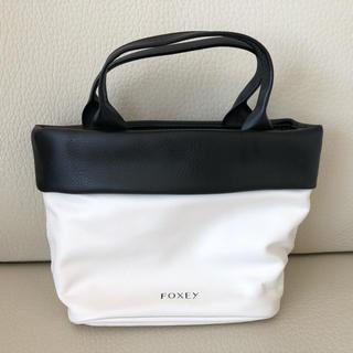 FOXEY - ☆新品未使用☆FOXEYミニトートバッグ