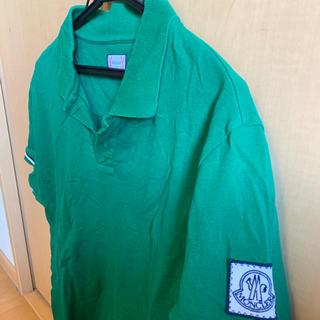 モンクレール(MONCLER)のモンクレール ポロシャツ L(ポロシャツ)