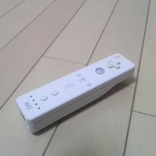 ウィー(Wii)の即決可・送料無料・wii リモコン・ホワイト(家庭用ゲーム本体)
