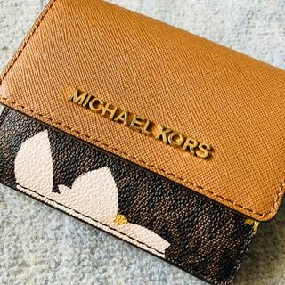 Michael Kors - MICHAEL KORS カードケース 美品です!