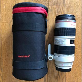 キヤノン(Canon)のCanon 70-200 f2.8 IS 大三元 白レンズ(レンズ(ズーム))