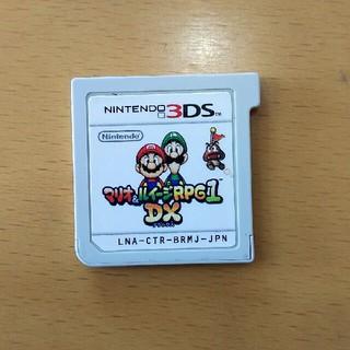 ニンテンドー3DS(ニンテンドー3DS)の3DSソフト マリオ&ルイージ RPG1 DX(携帯用ゲームソフト)