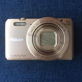 ニコン(Nikon)のNikon COOLPIX S7000 美品(コンパクトデジタルカメラ)