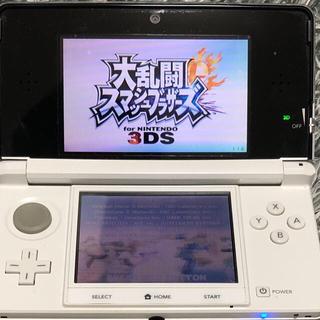 ニンテンドー3DS(ニンテンドー3DS)の任天堂3DS (携帯用ゲーム本体)