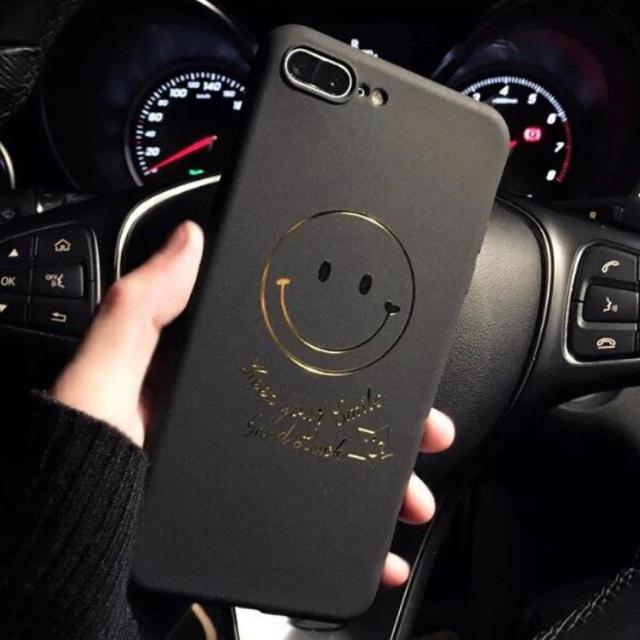 iphone 7 ケース 人気ランキング | 新品 スマイル iPhoneケース ブラックの通販 by peach.Jr's shop|ラクマ