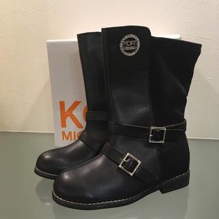 マイケルコース(Michael Kors)のMICHAEL KORS kids マイケルコース キッズ ブーツ新品送料込み (ブーツ)