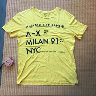 アルマーニエクスチェンジ(ARMANI EXCHANGE)のtシャツ アルマーニエクスチェンジ(Tシャツ/カットソー(半袖/袖なし))