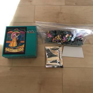 ディズニー(Disney)のディズニー 美女と野獣 108ピース ジグソーパズル(その他)