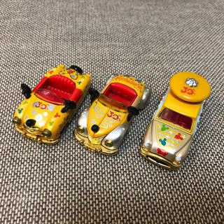 タカラトミー(Takara Tomy)のディズニーリゾート30周年記念トミカ 3台セット(ミニカー)