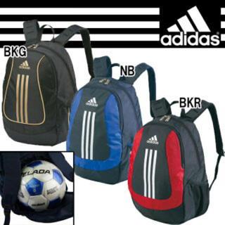 アディダス(adidas)の新品タグ付きadidas(アディダス) ボール用デイパック (adp18)(リュックサック)