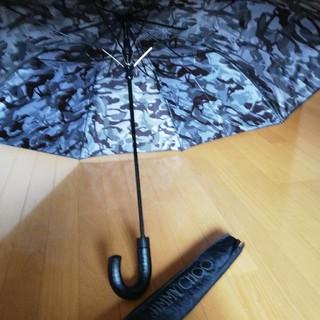 ジミーチュウ(JIMMY CHOO)のジミーチュウ ノベルティ 折りたたみ傘(傘)