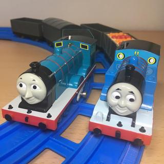 タカラトミー(Takara Tomy)のプラレール トーマス エドワード(鉄道模型)