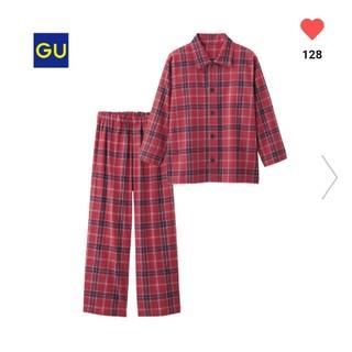 ジーユー(GU)の新品タグつきguパジャマ130センチ(パジャマ)