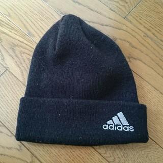 アディダス(adidas)のadidas メンズ ニット帽📦(ニット帽/ビーニー)