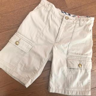 バーバリー(BURBERRY)のバーバリー 110 ハーフパンツ ズボン パンツ(パンツ/スパッツ)
