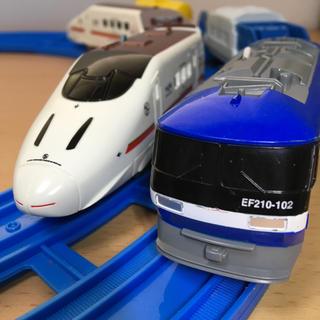 タカラトミー(Takara Tomy)のプラレール(鉄道模型)