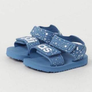 アディダス(adidas)の新品タグつきadidas15㎝ビーチサンダル アディダス オリジナルス(サンダル)