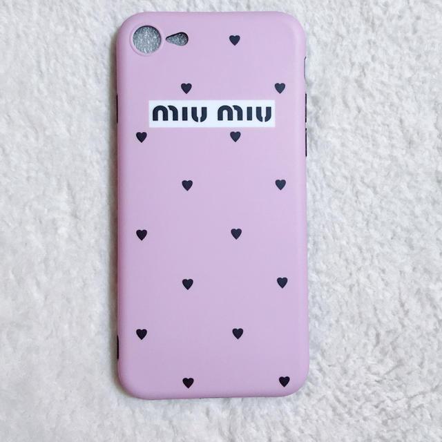 エルメス iphone7plus ケース ランキング | miumiu - miumiu風♡iPhoneケースの通販 by めいち's shop|ミュウミュウならラクマ