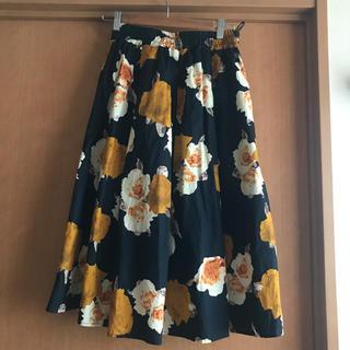 しまむら - 花柄 スカート しまむら