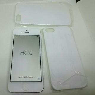 アイフォーン(iPhone)のapple iPhone5 ケース A1429 ジャンク 部品取り(スマートフォン本体)