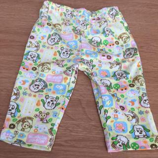 シマムラ(しまむら)の美品 いないいないばあ わんわんとうーたん パンツレギンス 80(パンツ)