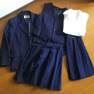 高校 制服 一式(衣装一式)