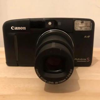 キヤノン(Canon)のCanon Autoboy S オートボーイS(フィルムカメラ)