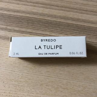 バレード byredo チューリップ La tulipe  サンプル