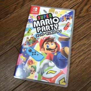 Nintendo Switch - マリオパーティ Switch ソフト