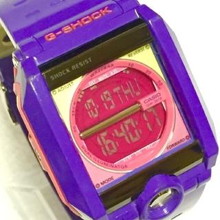 ジーショック(G-SHOCK)のエヴァンゲリオン初号機カラー 海外モデル G-8100C-6DR G-SHOCK(腕時計(デジタル))