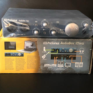 AudioBox  iTwo  PreSonus