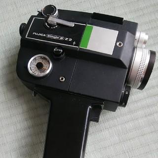 FUJICA Single8 Z2 ジャンク8ミリフィルムカメラ(フィルムカメラ)