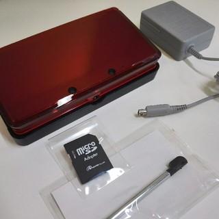 ニンテンドー3DS(ニンテンドー3DS)のニンテンドー3DS本体(携帯用ゲーム本体)