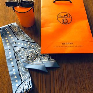 エルメス(Hermes)のエルメス バンダナツイリー(バンダナ/スカーフ)