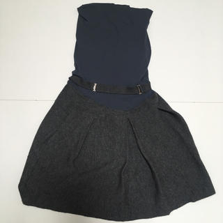 トーガ(TOGA)のTOGA✴︎トーガ ニット デザインスカート(ミニスカート)