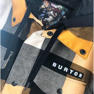 BURTON - BARTON バートン スノボーウェア