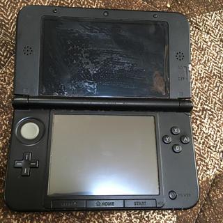ニンテンドー3DS(ニンテンドー3DS)のジャンク Nintendo 3DS LL(携帯用ゲーム本体)