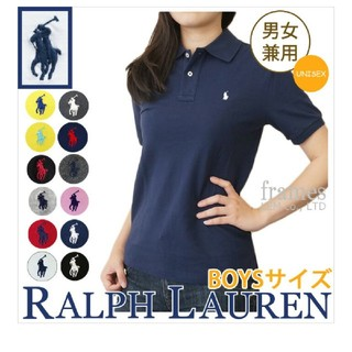 ポロラルフローレン(POLO RALPH LAUREN)のラルフローレン ポロシャツ BOYサイズ(ポロシャツ)