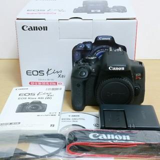 キヤノン(Canon)のCanon EOS Kiss X8i トリプルレンズセット(デジタル一眼)