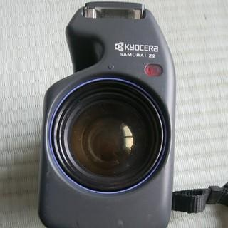 KYOCERA SAMURAI Z2 ハーフ判フィルムカメラ(フィルムカメラ)
