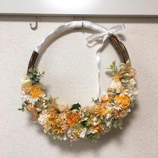 【結婚式】リースブーケ  ブートニア(ブーケ)