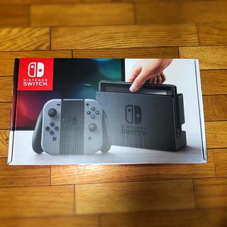 ニンテンドースイッチ(Nintendo Switch)の【新品】Nintendo Switch 本体(家庭用ゲーム本体)