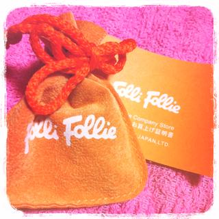 フォリフォリ(Folli Follie)のちゃむえりサマ♡ハートリング(リング(指輪))