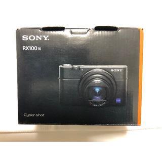 ソニー(SONY)のSONY デジタルカメラ RX-100M6 NP-BX1 予備バッテリー2個付き(コンパクトデジタルカメラ)