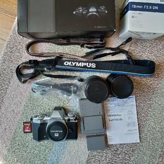 オリンパス(OLYMPUS)のOLYMPUS OM-D EM-5 Mark2(ミラーレス一眼)