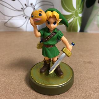 Nintendo Switch - ゼルダの伝説BOWアミーボ(リンク☆ムジュラの仮面)