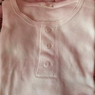 ジーユー(GU)の新品 GU ✿L(Tシャツ/カットソー(七分/長袖))